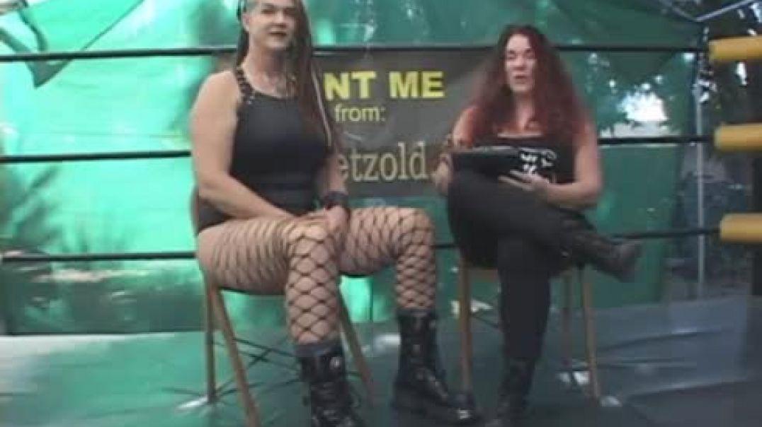 SessionGirls.com Interview - Amazon Saharra Huxley