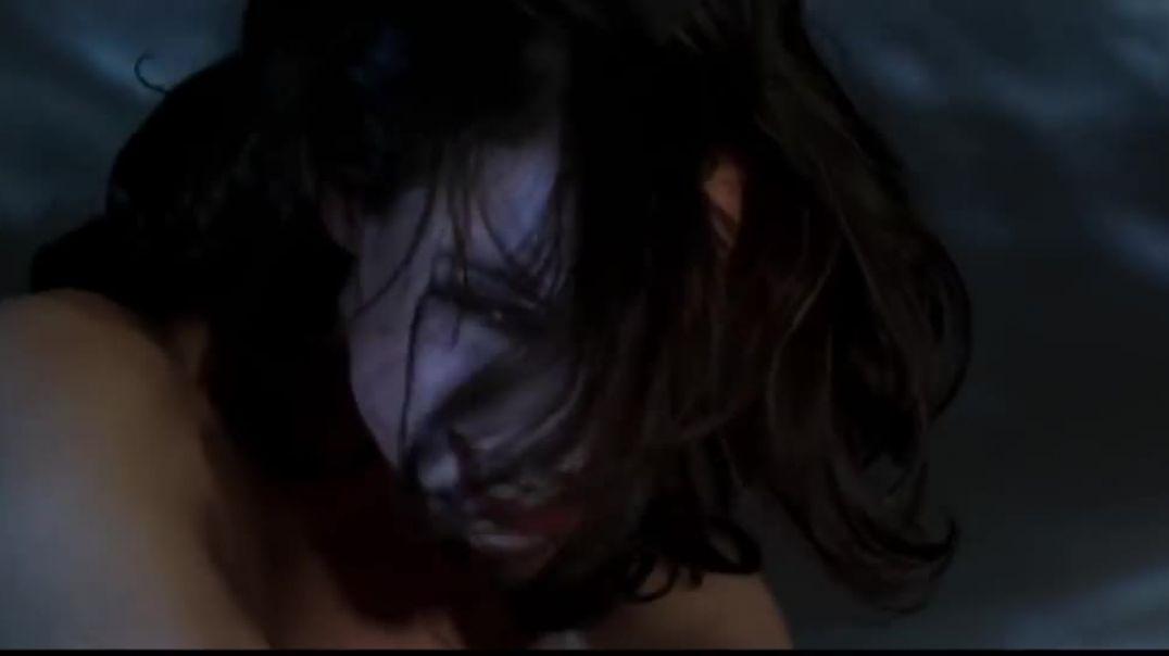Xenia Onatopp scissor death scene