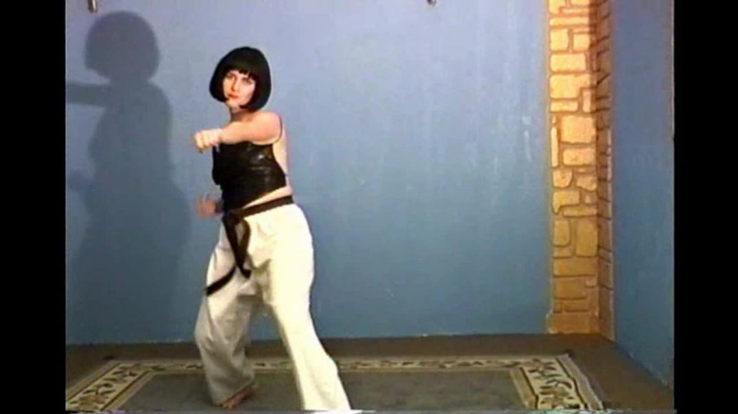 Karate Lady (first part)