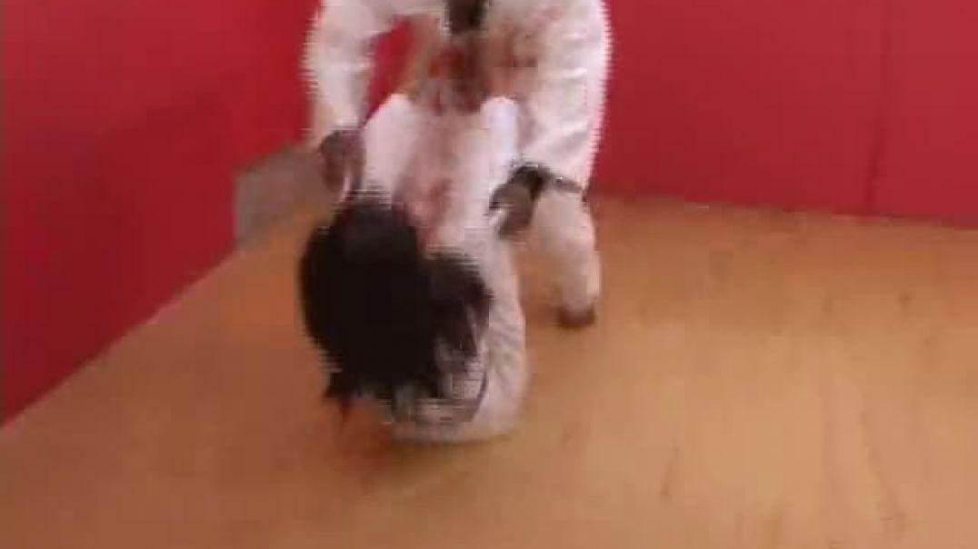 Judo Mistress McKenna