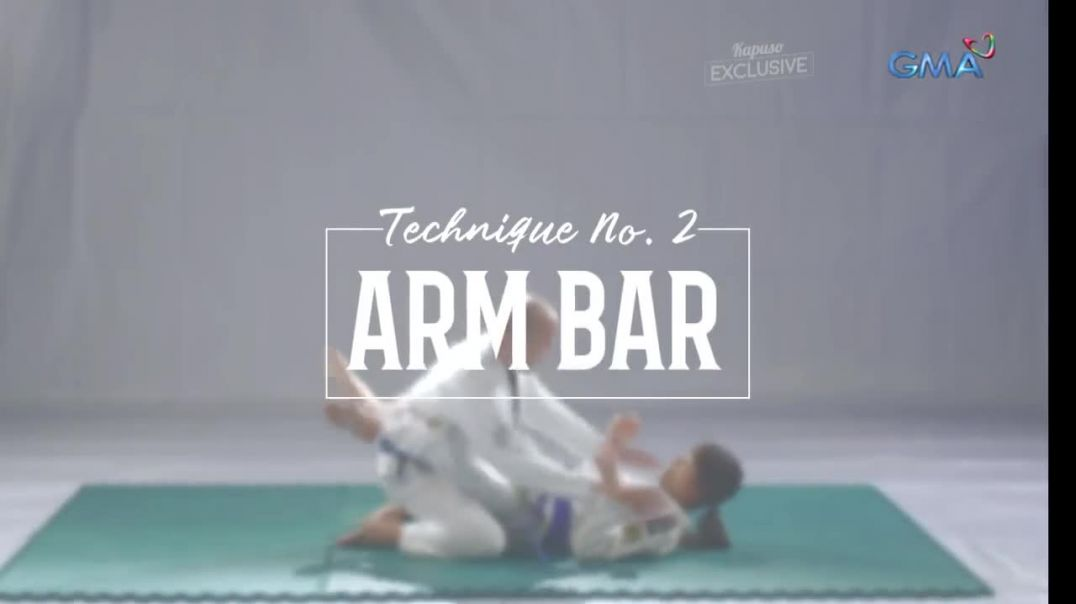 Brazilian Jiu-Jitsu with Jinri Park