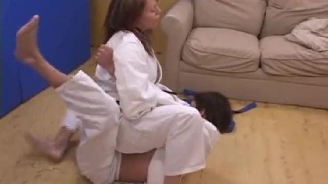 Judo - Who`s Stronger