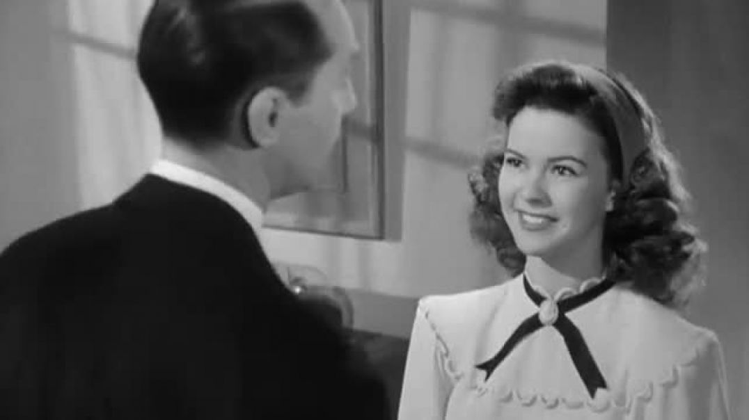 1947 Honeymoon Shirley Temple part 1