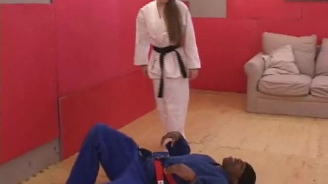 Judo with Samantha - Tolerance
