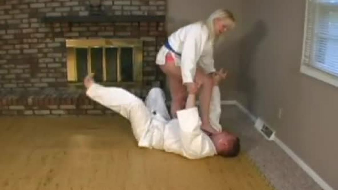 Judo - Keep Opponent Quiet