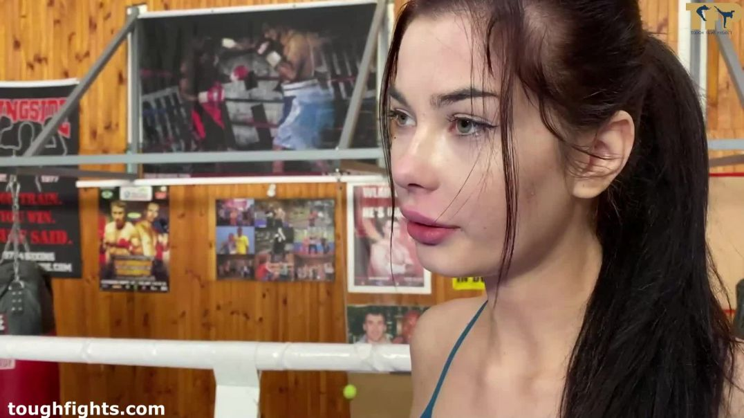 Boxing Day 2 Nastya Vs Angel Rematch