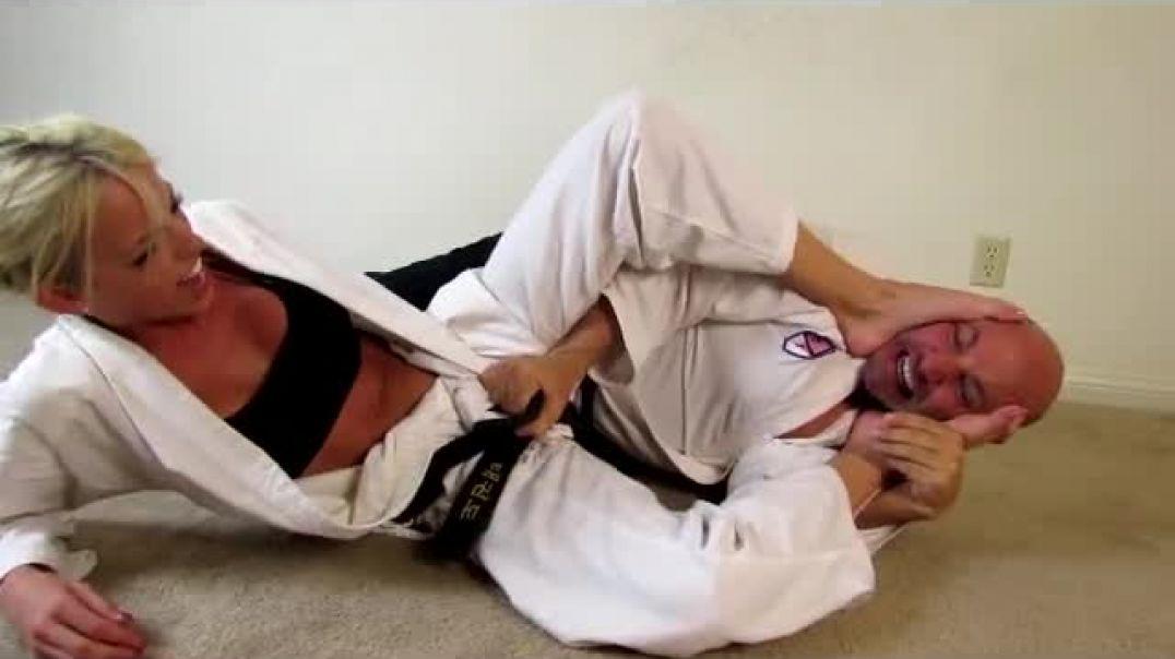 Black Belt Foot Fighter