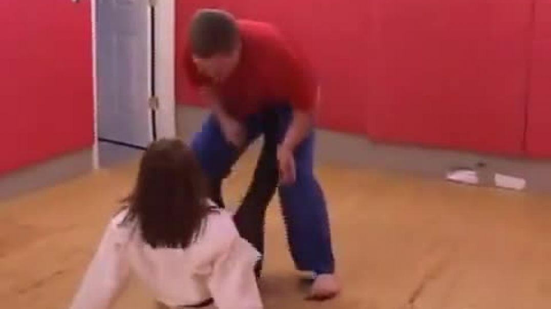 Judo & Karate - Marissa´s Pantyhose