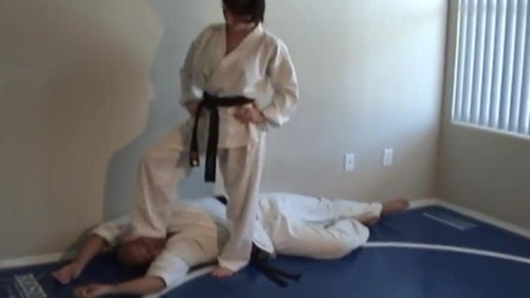 Karate Dojo Defeat