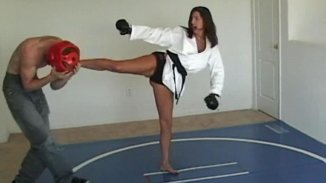 Karate Mistress