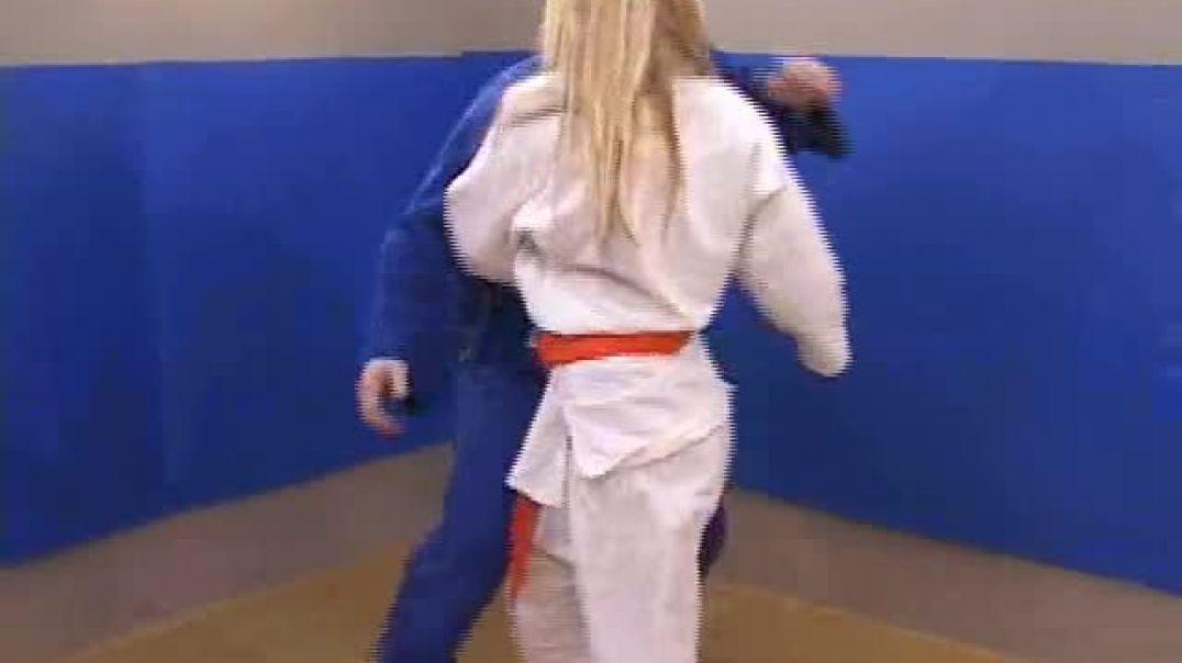 Judo - McKala vs Joe