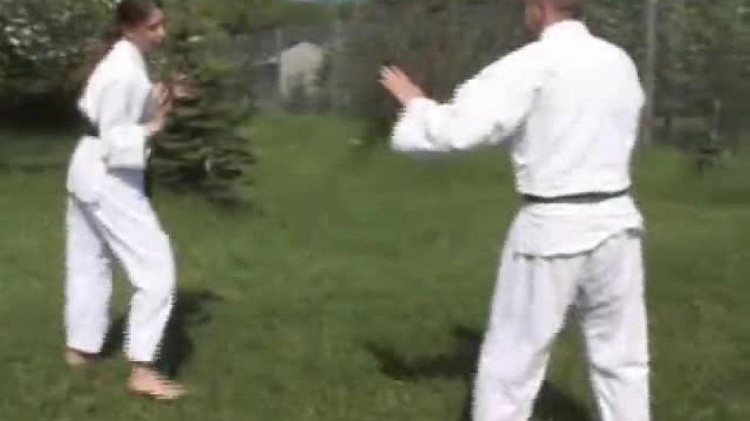 Judo - Serenity vs Jackson