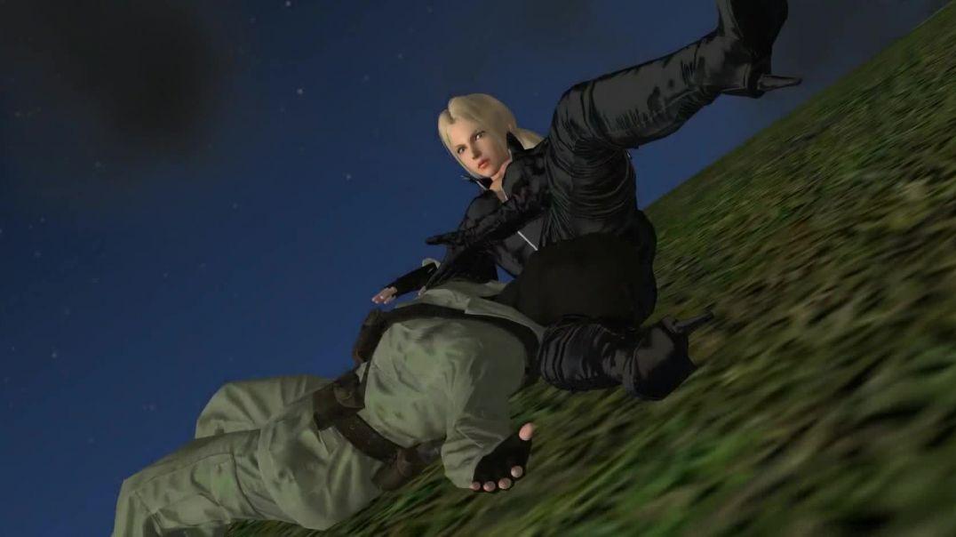 Nina Williams stealth kill