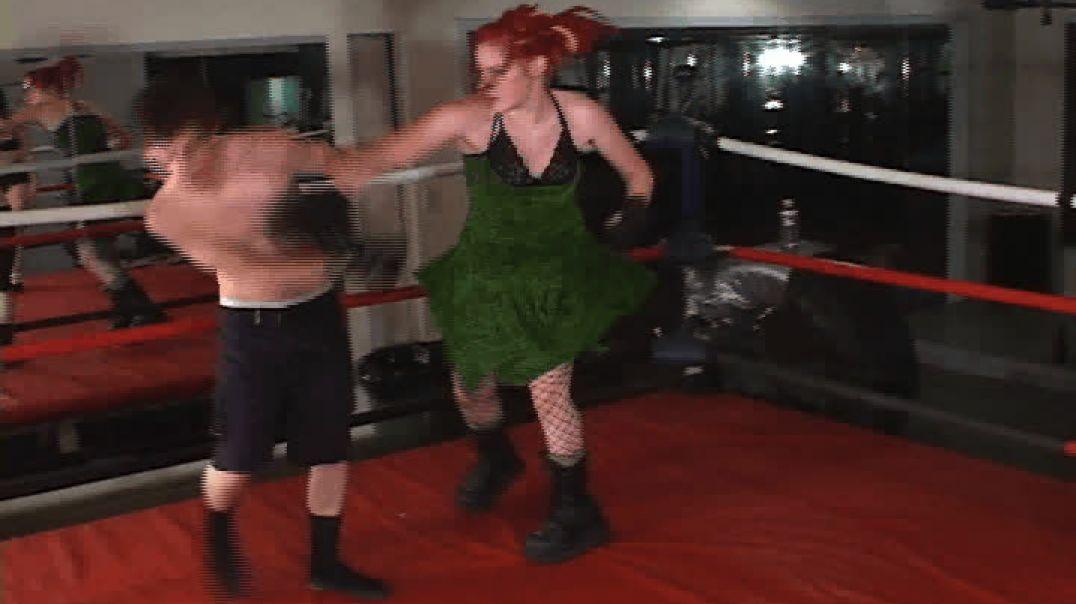 Brawl Dolls 2 - Neko vs Clay 2006
