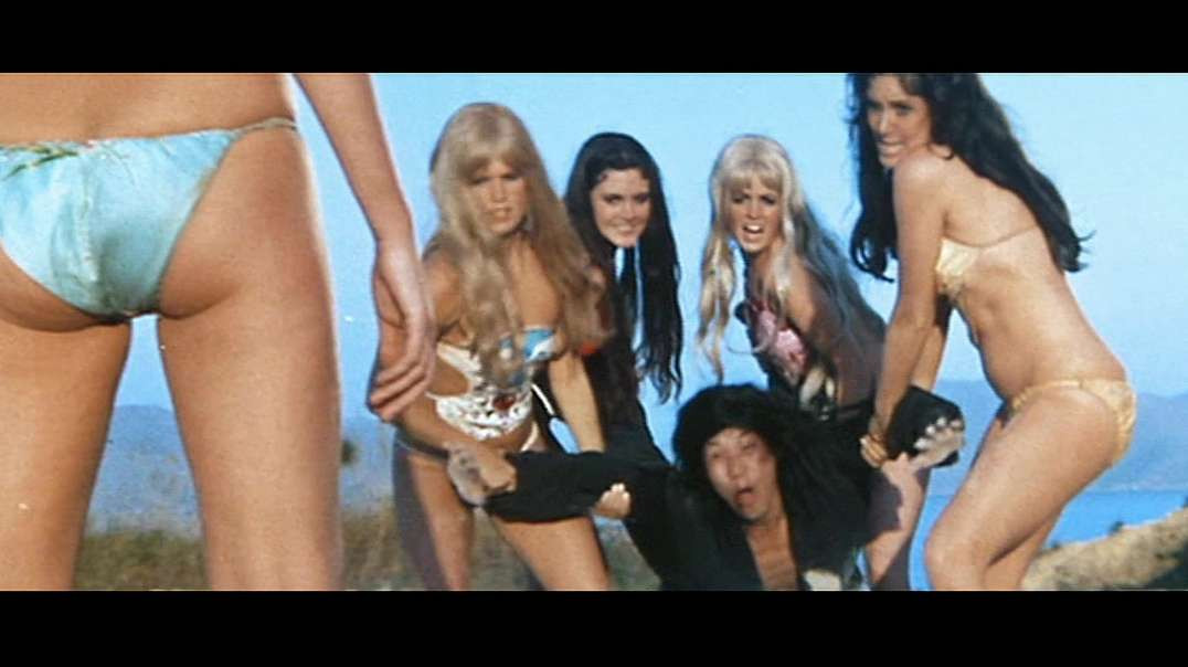 Karate, Küsse, blonde Katzen aka Virgins of the Seven Seas (part 4)