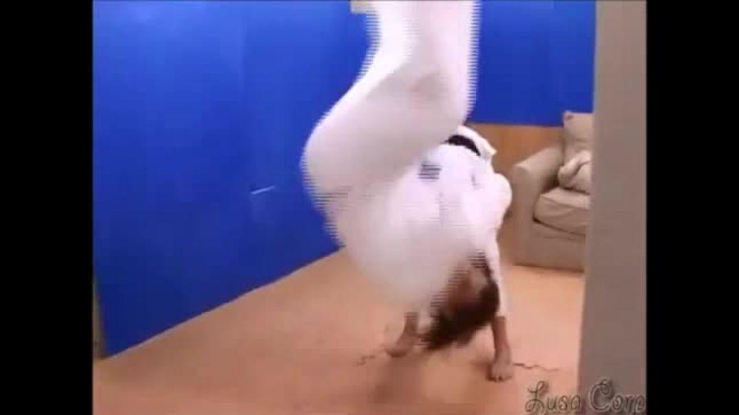 Chloe vs The Karate Master