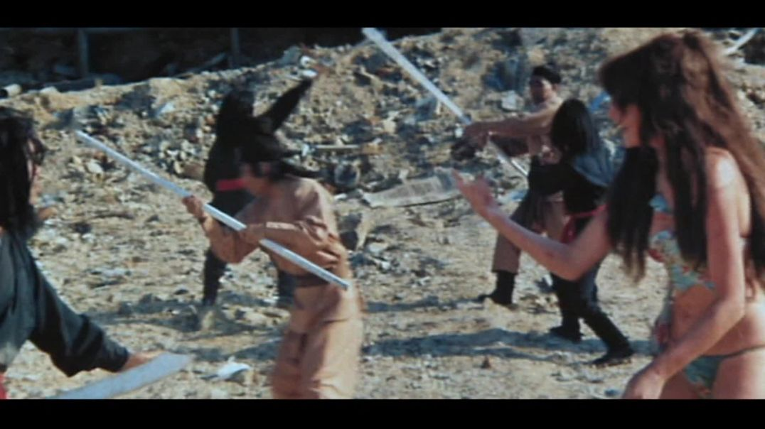 Karate, Küsse, blonde Katzen aka Virgins of the Seven Seas (part 5)