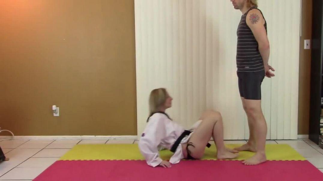 Karate Kicks for Self Defense