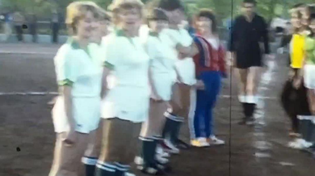 Women's soccer in 1979