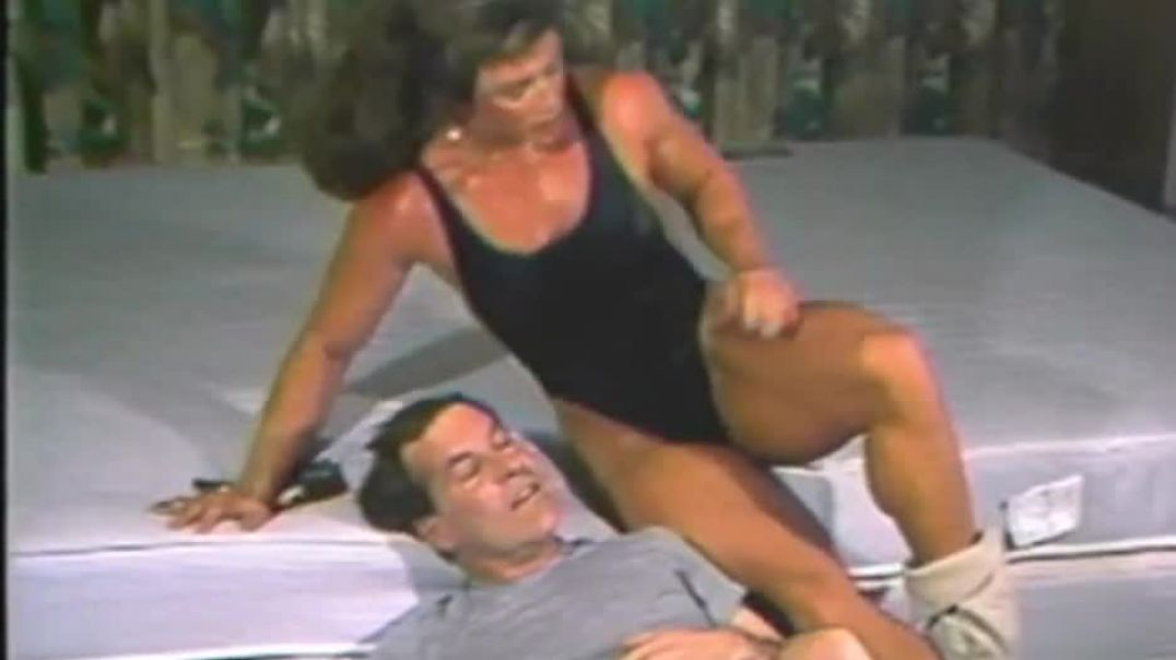 Doughdee Marie vs Tom Jackson