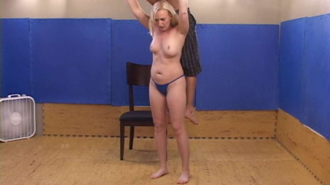 Torturing Topless - Jasmine